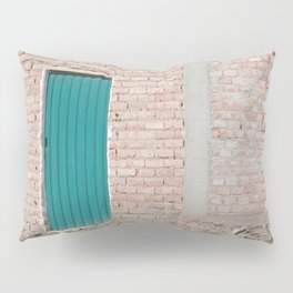 Bolivia door 1 Pillow Sham