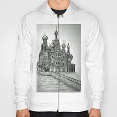 St. Petersburg, Russia Hoody
