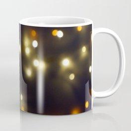 Starry String Lights Coffee Mug