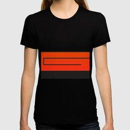 Big woodtype g  revi T-shirt