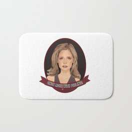Buffy Summers - Once More with Feeling Bath Mat