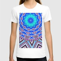 sacred geometry T-shirts featuring Sacred Geometry by Michael White