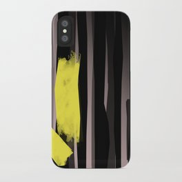 Morninglight in the Woods iPhone Case
