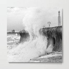 Storm Jorge Metal Print