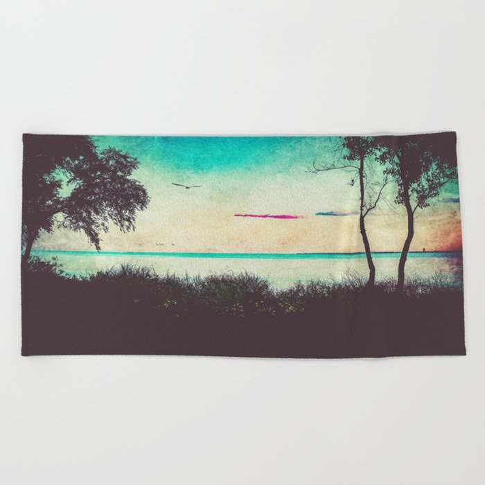 Part Of The Deal Beach Towel
