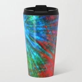 Abstract Big Bangs 001 Travel Mug