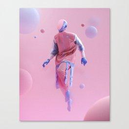 Deliverance - CATELLOO x AEFORIA Canvas Print