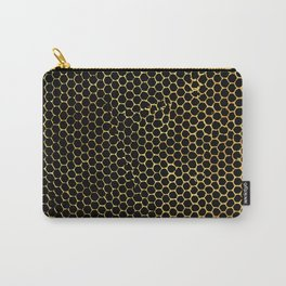 tiny honeycombs Carry-All Pouch