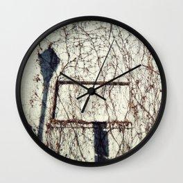 shadowy Wall Clock