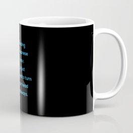 Go Screw Yourself Coffee Mug