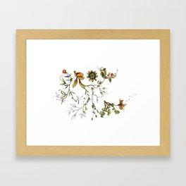 Grow With Me Framed Art Print