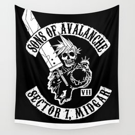 Sons Of Avalanche Wall Tapestry