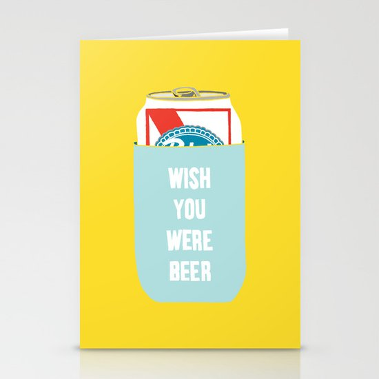 Wish You Were Beer by juliawalck