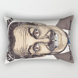 Terry Thomas Rectangular Pillow