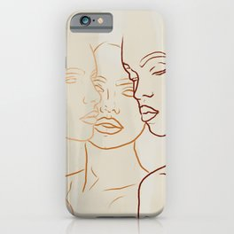 Only You Get To Define Yourself iPhone Case