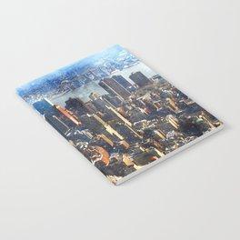 New York City, Metropolis Notebook