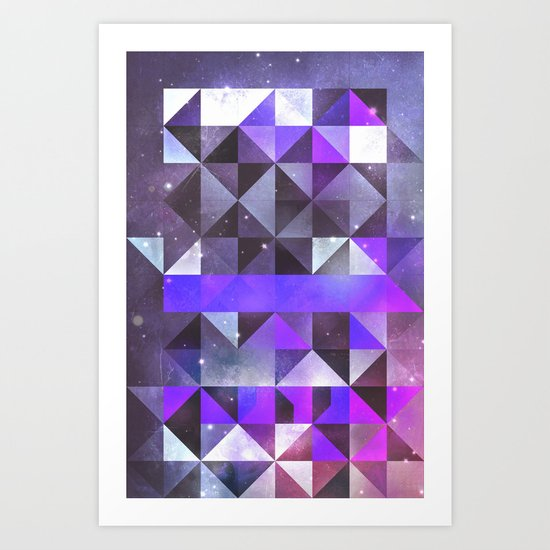 32768cylyrs Art Print