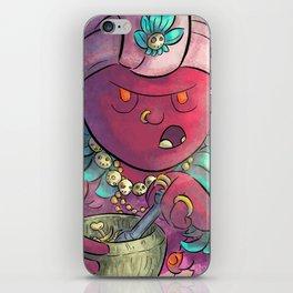 Voodoo Queen iPhone Skin