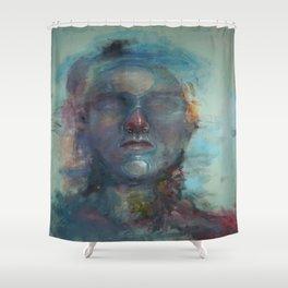 Rain #1 Shower Curtain