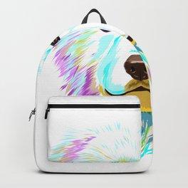 Splash Maremma Sheepdog Dog Backpack