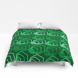 Op Art 116 Comforters