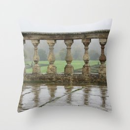 South Terrace Throw Pillow