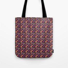 Dahlia Madness Tote Bag
