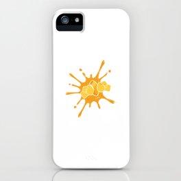 Mac n Cheese Spaghetti Pasta Design Mac and Cheese Gift iPhone Case