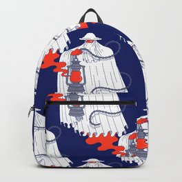 Nuno Pattern Backpack