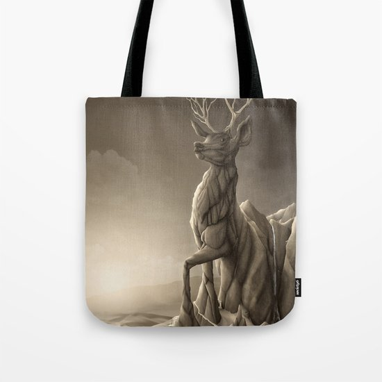 Revenge of the Nature: Guardian of the Earth Tote Bag