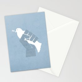 Obtain Peace Revolution Stationery Cards
