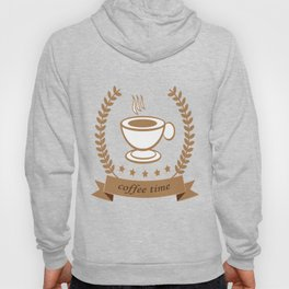 coffee time Hoody