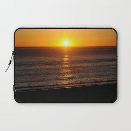 Sunset in Santa Monica Laptop Sleeve