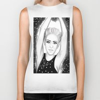 miley Biker Tanks featuring Miley by Marven RELOADED