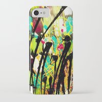 ruben ireland iPhone & iPod Cases featuring Ruben by Del Otero Art