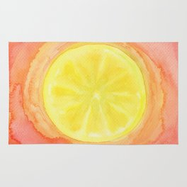 Acid Lemon Rug