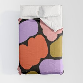 Abstract five Comforters