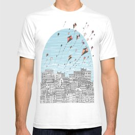 Kedesh City of Refuge T-shirt