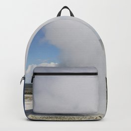 Cloud Of Steam and Water Backpack