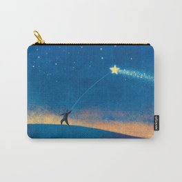 Stars Kite Carry-All Pouch