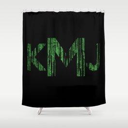 Neo Shower Curtain
