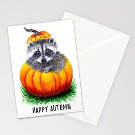 Little pumpkin Stationery Cards