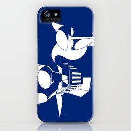 Mazinger & Aphrodite iPhone Case