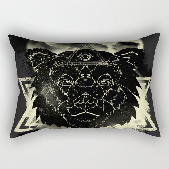Dream Bear Rectangular Pillow