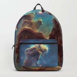 Pillars of Creation- NASA Hubble Telescope Image Backpack