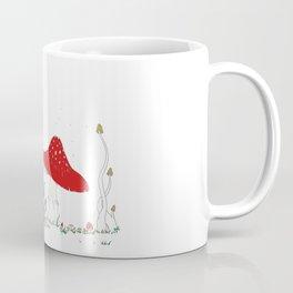 Dance in the Rain Gnome Coffee Mug