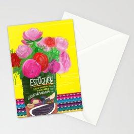 ESCUCHEN Stationery Cards