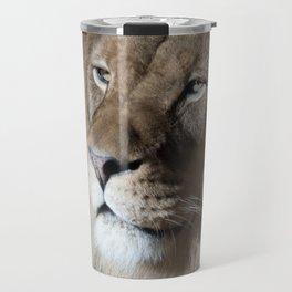 Portrait of a King Travel Mug