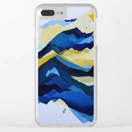 Can we stay Clear iPhone Case