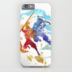 Avatar Ang & Korra Slim Case iPhone 6s